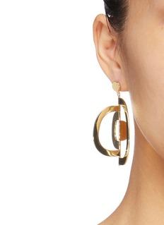 OOAK 'Vertigo' single drop earring