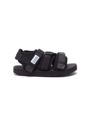 Main View - Click To Enlarge - SUICOKE - 'KISEE-Kids' strappy sandals