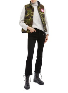 Canada Goose 'Freestyle' camouflage print down puffer vest