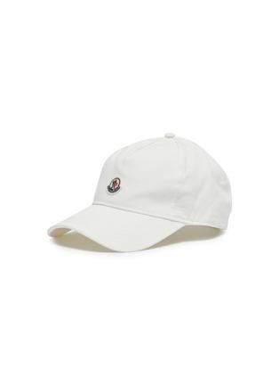 219ca456da9 Moncler. Logo patch baseball cap