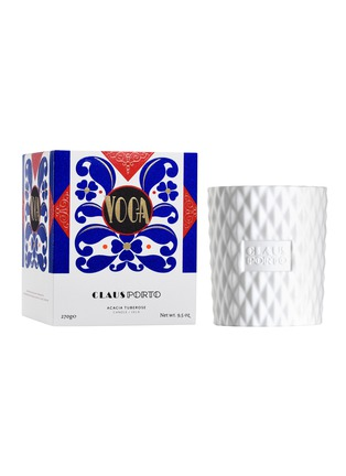 Main View - Click To Enlarge - CLAUS PORTO - Voga Acacia Tuberose scented candle 270g