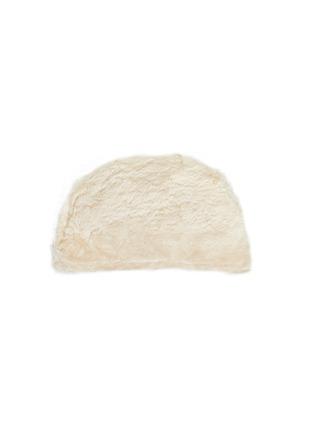 Main View - Click To Enlarge - SHLEEP - The Shleep halfmoon pillow – Oatmeal/Night Sky