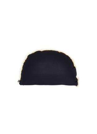 Figure View - Click To Enlarge - SHLEEP - The Shleep halfmoon pillow – Oatmeal/Night Sky