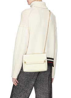 Strathberry 'East/West Stylist' leather clutch