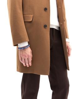 Tateossian 'Macrame Stratus' aventurine bead bracelet