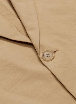 - Acne Studios - Slim fit soft blazer