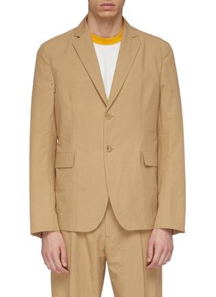 Main View - Click To Enlarge - Acne Studios - Slim fit soft blazer