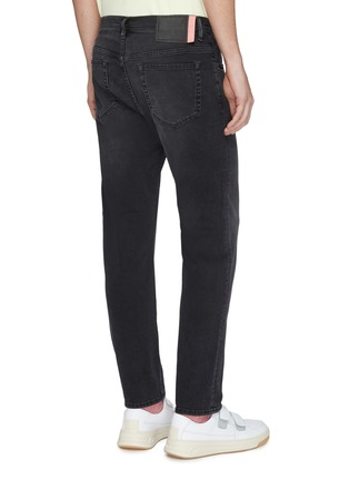 Back View - Click To Enlarge - ACNE STUDIOS - Cropped jeans
