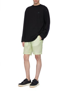 Acne Studios 'Romeo' ripstop shorts