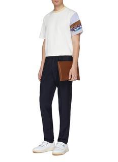 Acne Studios 'Ryder' elastic waist wool-mohair pants