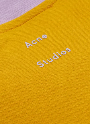 - Acne Studios - Colourblock T-shirt