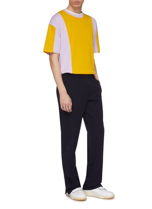Figure View - Click To Enlarge - Acne Studios - Colourblock T-shirt