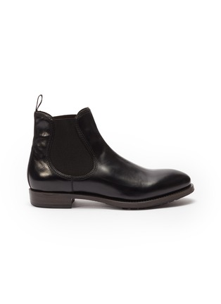 Main View - Click To Enlarge - PROJECT TWLV - 'Hanoi' leather Chelsea boots