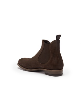 - PROJECT TWLV - 'Hanoi' suede Chelsea boots