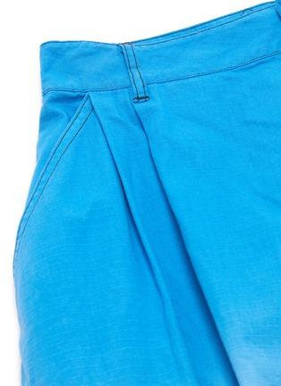 - SIRLOIN - 'Raymond2' tiered cuff ombré wide leg cargo pants