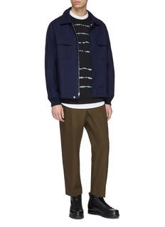 3.1 Phillip Lim Tie-dye effect oversized boxy T-shirt