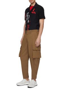 Neil Barrett Tapered cargo pants