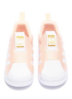 adidas 'Superstar 360' toddler slip-on sneakers