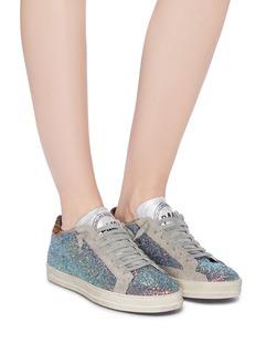 P448 'E8 John' glitter sneakers