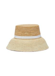 Sensi Studio Toquilla palm straw fisherman hat