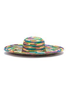 Sensi Studio 'Lady Crochet' toquilla palm straw hat