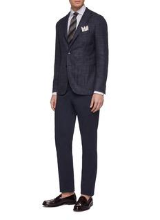 Boglioli 'K Jacket' virgin wool blend tweed soft blazer