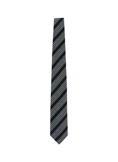 stefanobigi milano 'Rio' colourblock stripe silk tie