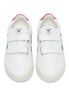 Veja 'Esplar' leather kids sneakers
