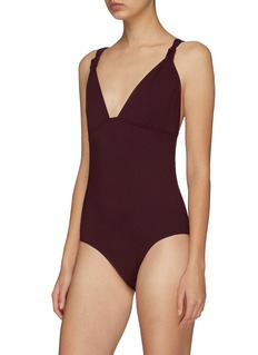 Eres 'Prime' knot strap one-piece swimsuit