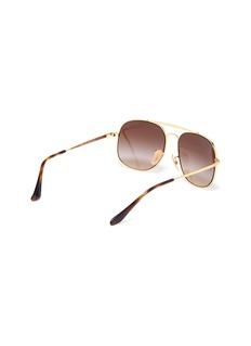Ray-Ban 'RJ9561S' metal aviator junior sunglasses