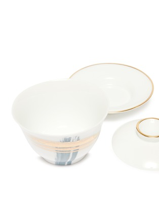 Detail View - Click To Enlarge - André Fu Living - Brush Chinese tea cup set