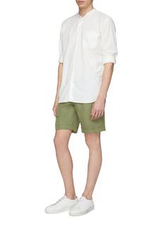 Incotex Chinolino® twill shorts