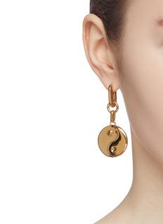 AMBUSH 'Yin Yang' drop single earring