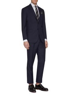 Ring Jacket Wool suit