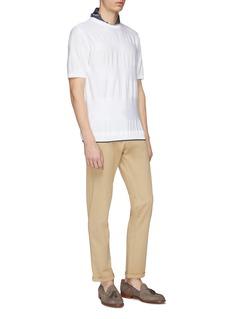 Tomorrowland Stripe T-shirt