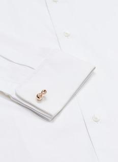 Babette Wasserman Infinity cufflinks