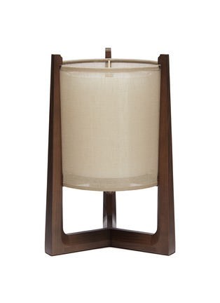 Main View - Click To Enlarge - ANDRÉ FU LIVING - Lantern large round table lamp