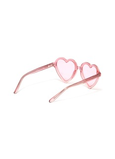 Sons+Daughters Eyewear 'Lola' acetate heart frame kids sunglasses