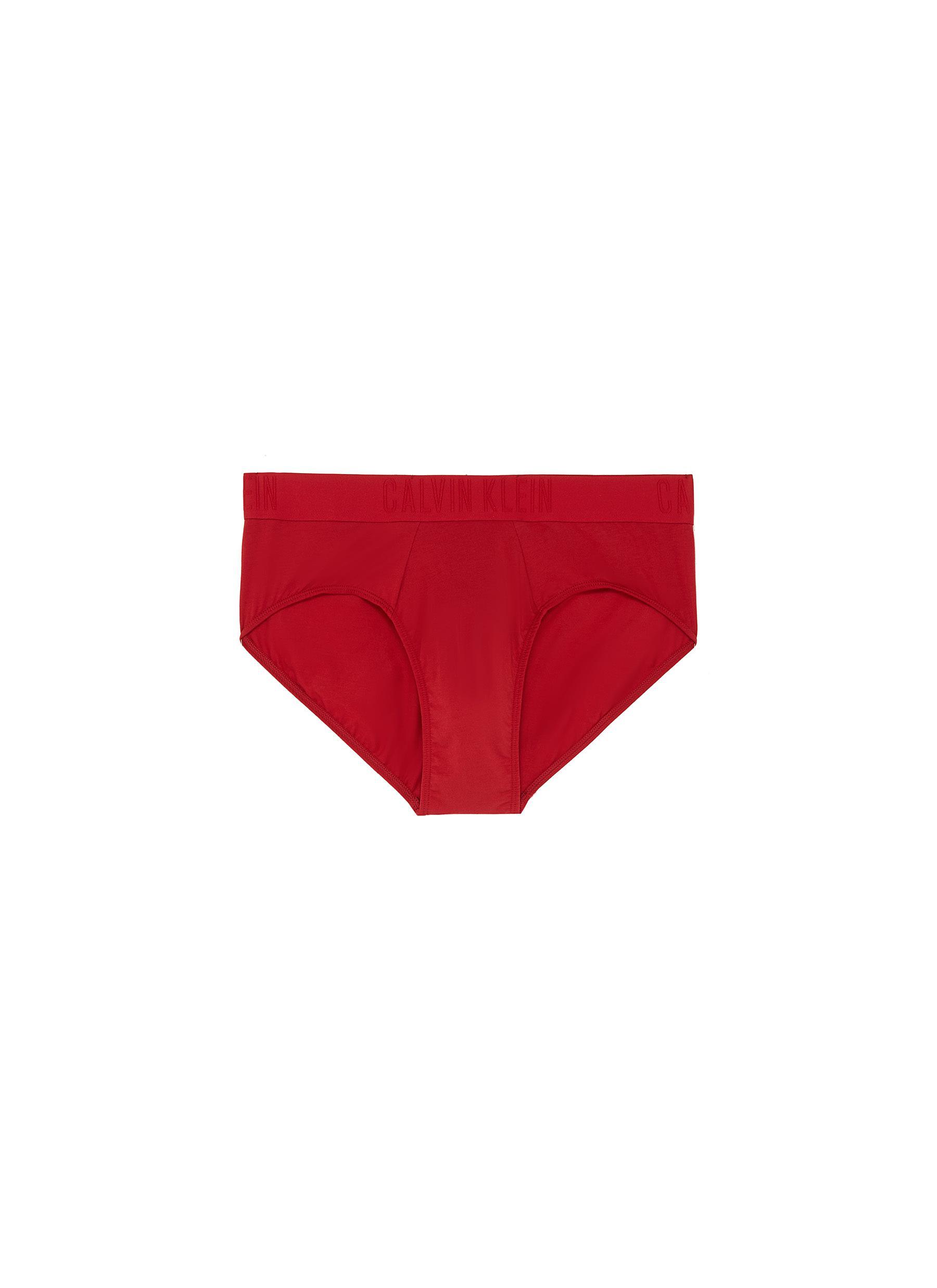 27b1d0a25377 CALVIN KLEIN UNDERWEAR | 'CK Black' logo waistband briefs | Men ...