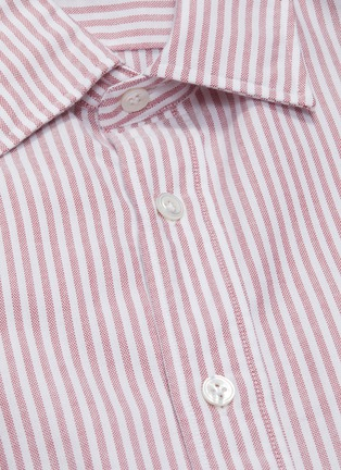 - LARDINI - Stripe shirt