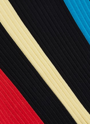 - PH5 - Stripe rib knit top