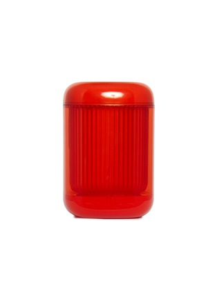 Main View - Click To Enlarge - LEXON - Secret lamp – Red