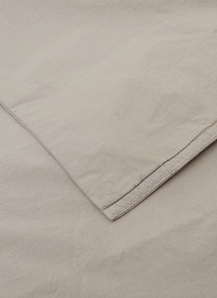 Detail View - Click To Enlarge - SOCIETY LIMONTA - Nite queen size duvet cover – Fumo