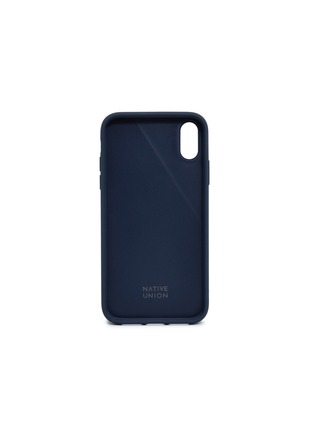 - Native Union - CLIC Canvas iPhone XR case – Navy