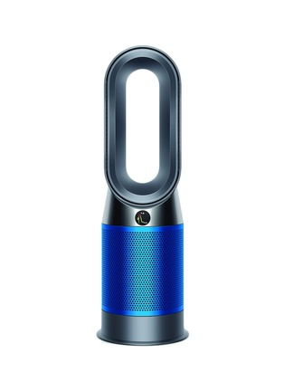 Main View - Click To Enlarge - DYSON - Pure Hot+Cool™ HP04 tower fan –Iron Blue
