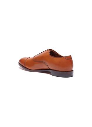 - ALLEN EDMONDS - 'Park Avenue' leather Oxfords
