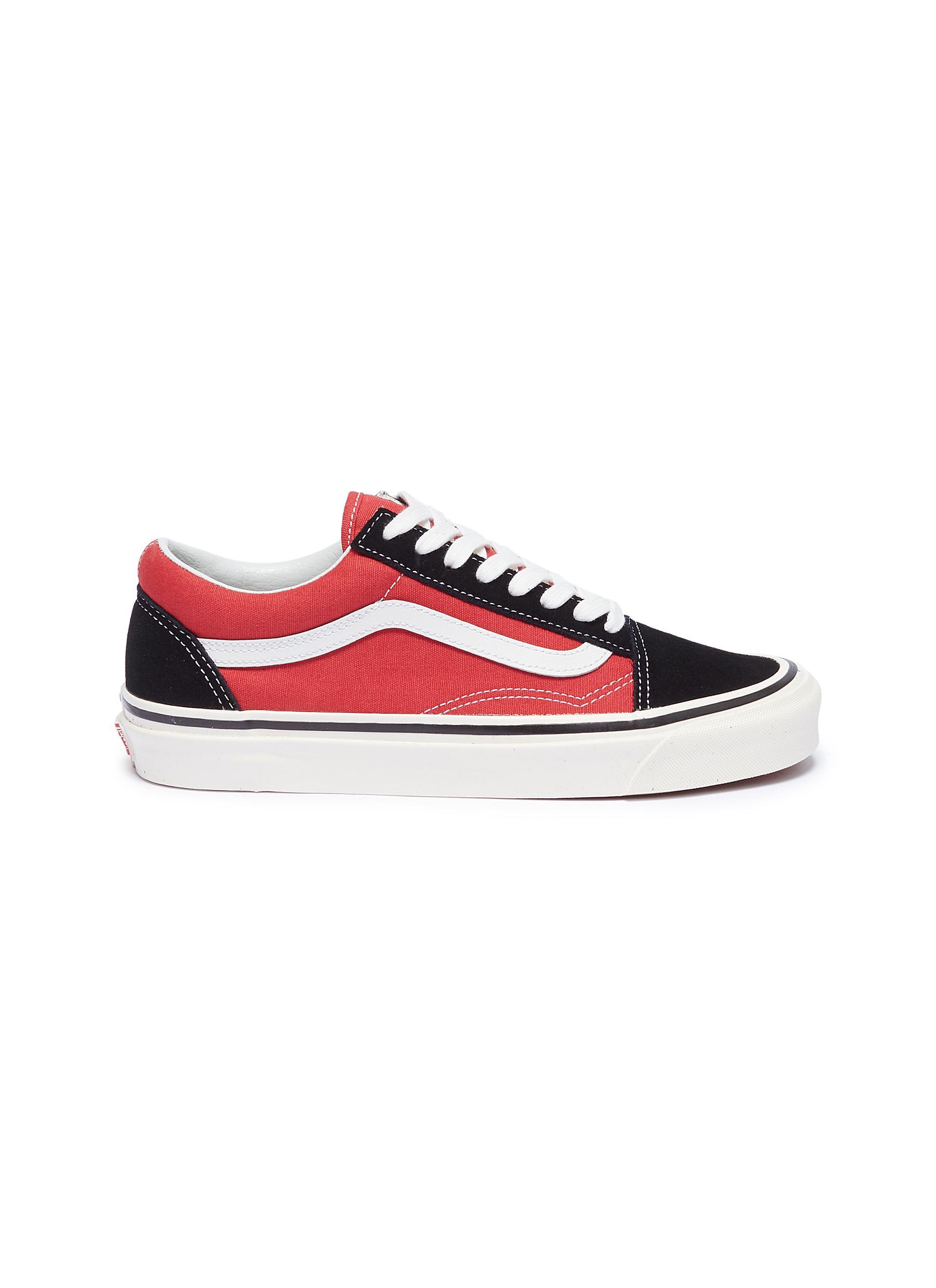 f71e696cff Vans.  Anaheim Factory Old Skool 36 DX  unisex canvas sneakers