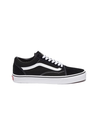b063f2d46d Vans  Old Skool Classic  canvas skate sneakers