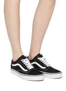 Vans 'Old Skool Classic' canvas skate sneakers