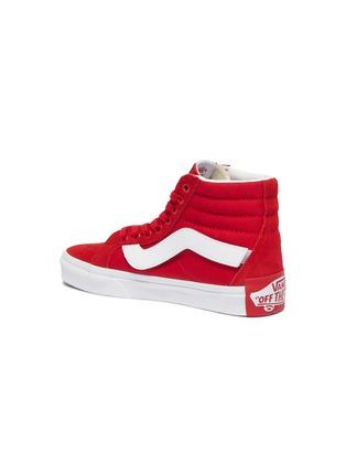 - Vans - x Purlicue 'Sk8-Hi Reissue' canvas sneakers